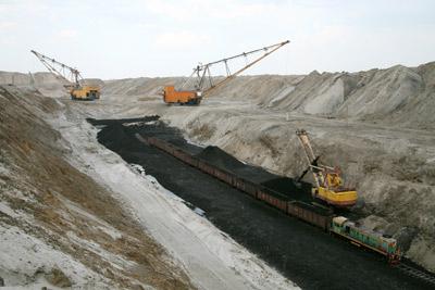 Разрез Ерковецкий - Русский Уголь Амур