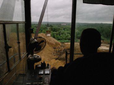 Разрез ОАО Русский Уголь в Амурской области
