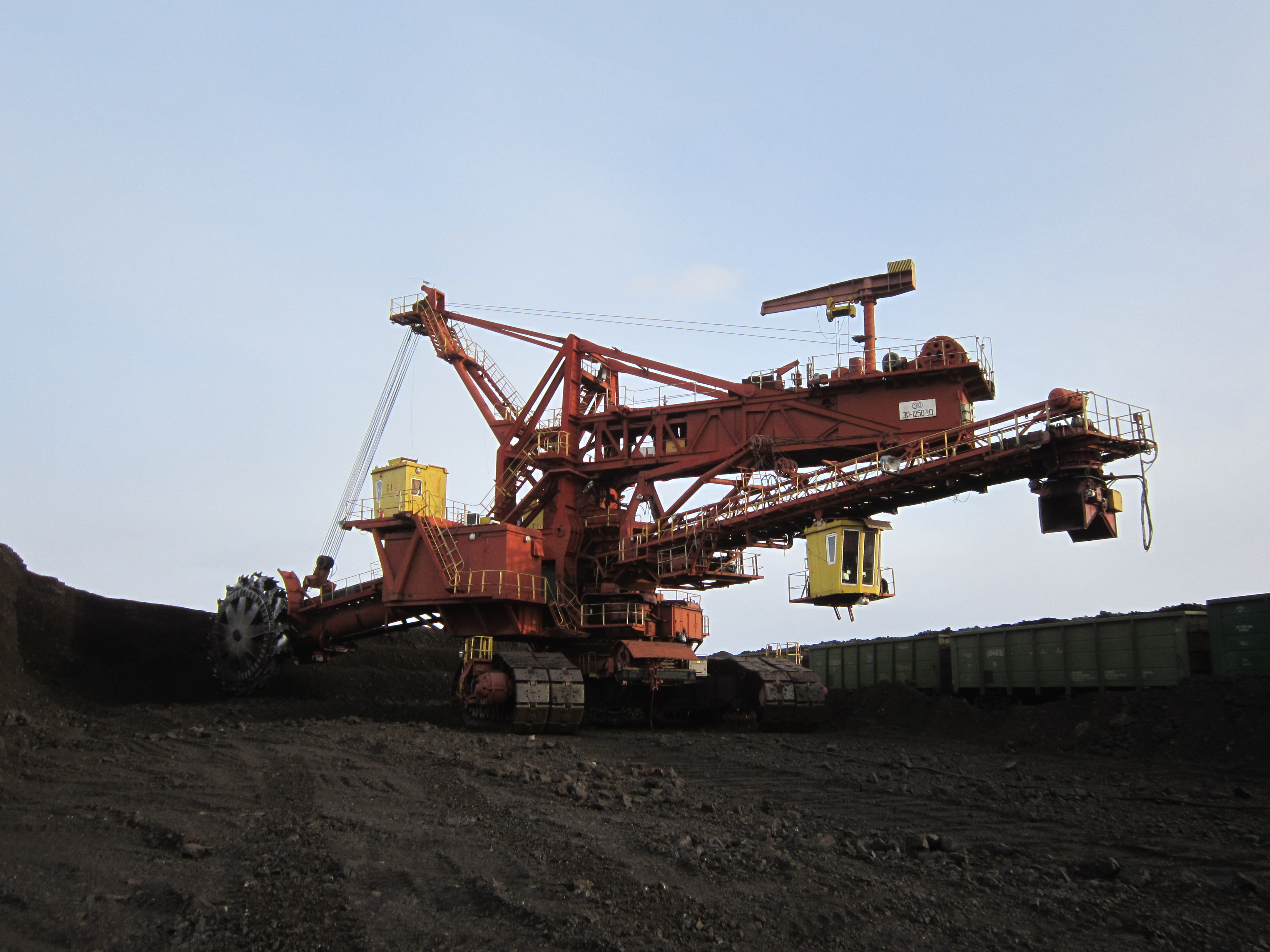 продажа угля в Красноярске